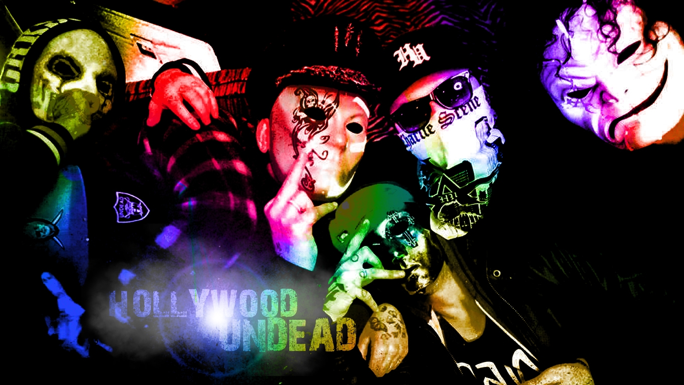 Hollywood UndeadHollywood Undead Wallpaper Notes From The Underground
